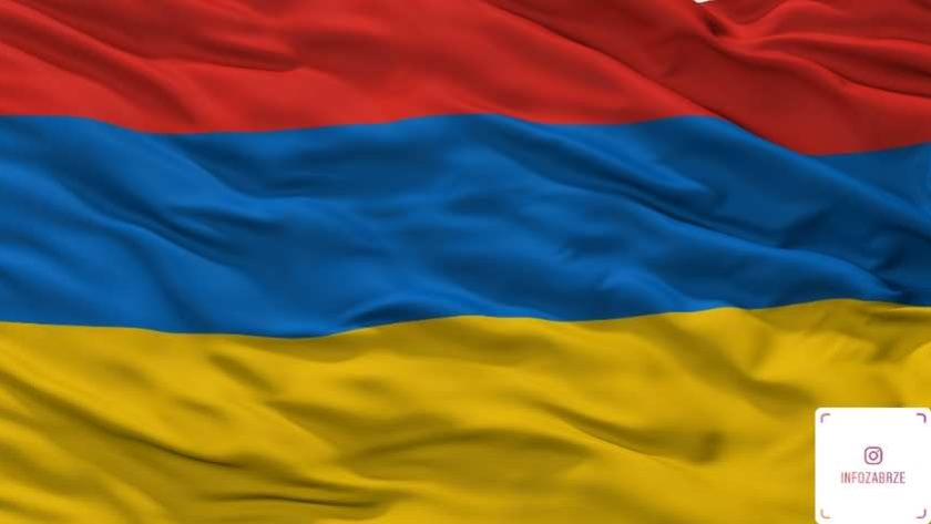 Flaga Zabrza