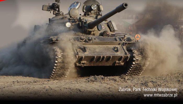 Jazda czołgiem
