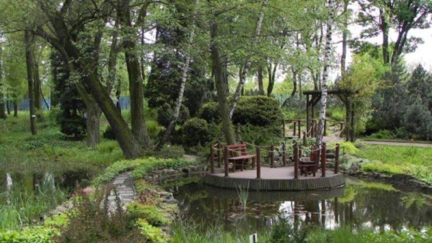 Ogród Botaniczny Zabrze