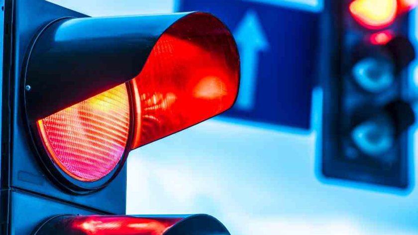 Zabrze światła drogowe