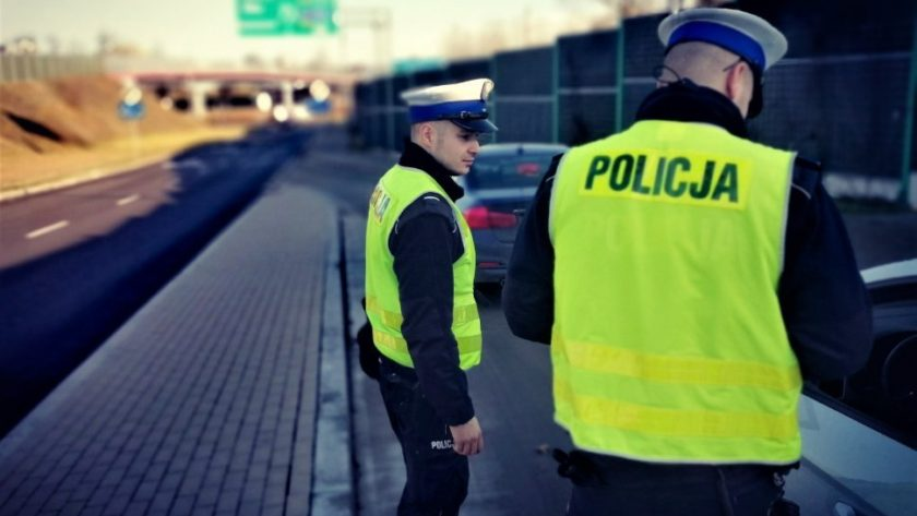 patrol drogowy