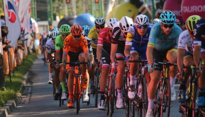 Tour de Pologne, kolarze