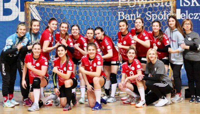 drużyna dziewcząt