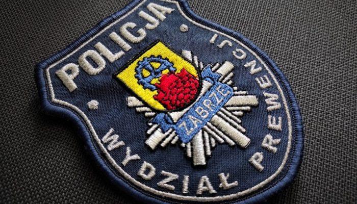 naszywka Policji